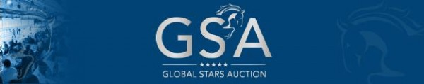 GSA selections: 27th October and 1st December 2013, GSA: 7th March 2014; www.globalstarsauction.com